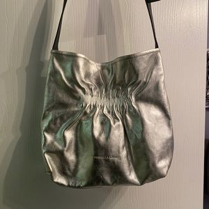 Daniella Lehavi - Silver Leather Bag